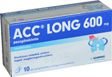 ACC LONG 600 MG PEZSGŐTABLETTA 10X