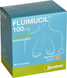 FLUIMUCIL JUNIOR 100 MG GRANULÁTUM 30X1G