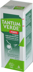TANTUM VERDE FORTE 3 MG/ML SZÁJNYÁLK. ALK. SPRAY