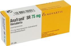 anafranil súlygyarapodás vagy fogyás)