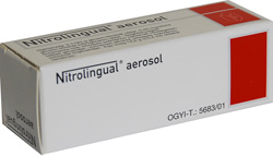 NITROLINGUAL 0,4 MG/DÓZIS NYELVALATTI SPRAY