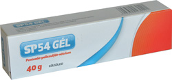 SP 54 EMULGÉL 15 MG/G GÉL